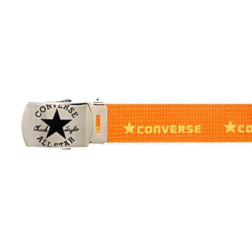 コンバース カジュアル テープ ベルト 4100 オレンジ