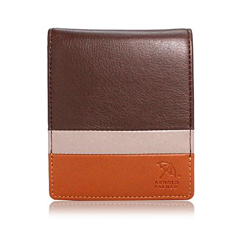 アーノルドパーマー スウィッチシリーズ 札入れ 二つ折り財布 ブラウン