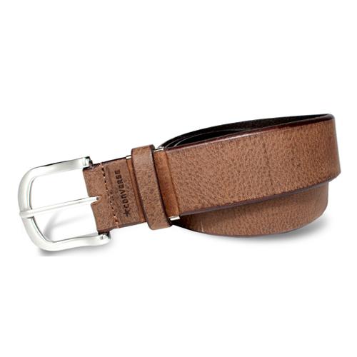 コンバース グレイン レザー PIN ベルト40mm ブラウン
