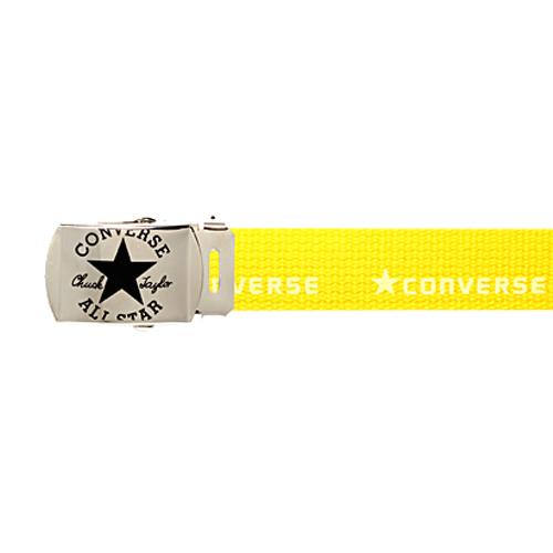 コンバース カジュアル テープ ベルト 4100 イエロー