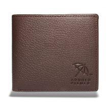 アーノルドパーマー 多機能Ⅱ二つ折り財布 中ベラ付き札入れブラウン