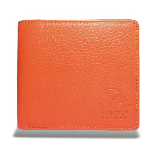アーノルドパーマー 多機能Ⅱ二つ折り財布 中ベラ付き札入れ タン