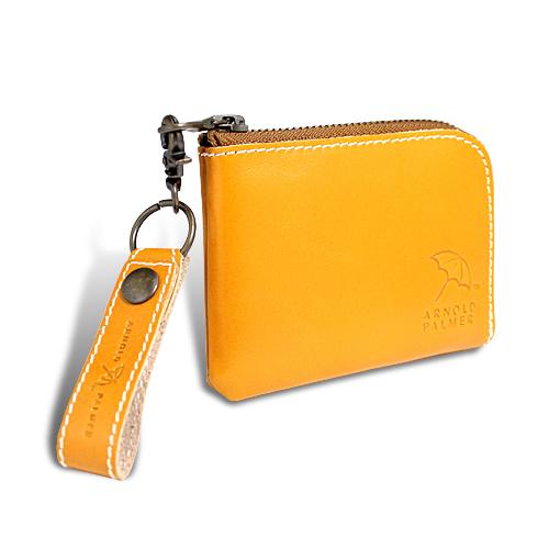 アーノルドパーマー カラフルシリーズ 財布 オールインウォレット イエロー