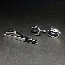 yumi katsura タイバー タイピン カフス セット 0087