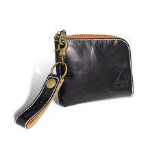アーノルドパーマー カラフルシリーズ 財布 オールインウォレット ブラック