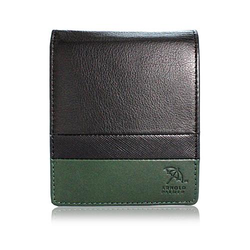 アーノルドパーマー スウィッチシリーズ 札入れ 二つ折り財布 ブラック