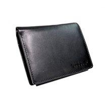 メンズバツ 中ベラ付深札入れ 二つ折り財布 0037