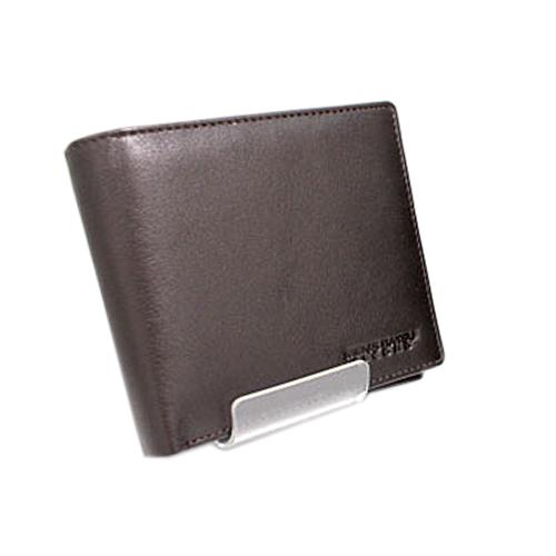 メンズバツ 中ベラ札入れ 二つ折り財布 0036