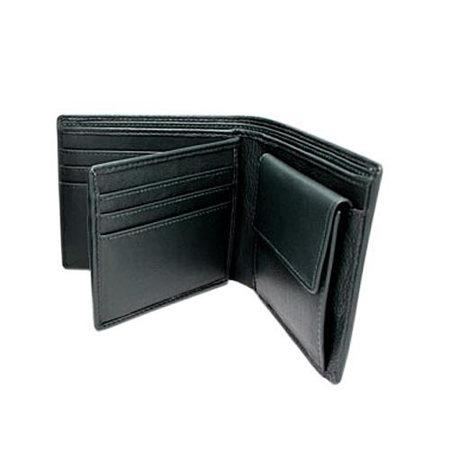 メンズバツ 中ベラ札入れ 二つ折り財布 内側 0036