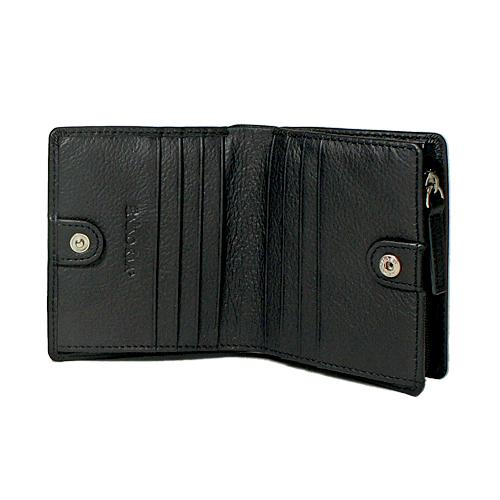 NINO RIVA LF札入れ 二つ折り財布 内側 2088